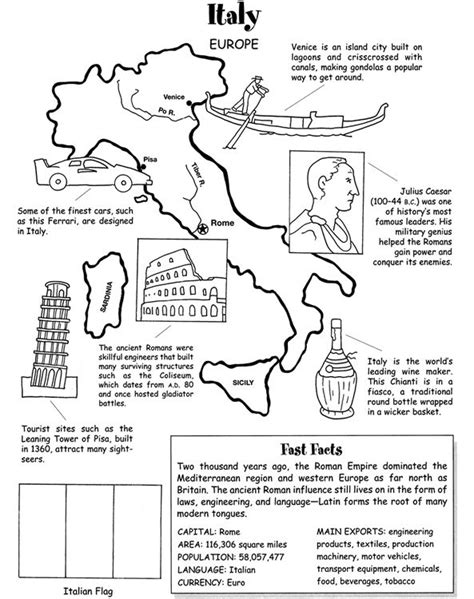 Italian Worksheets by Learning Italian Click The Image To Get Your Free Italian