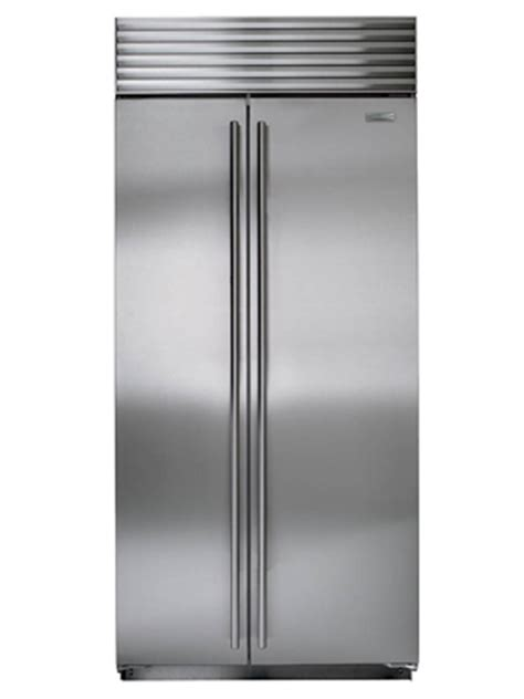 Sub Zero 36 Inch Refrigerator Sub Zero 36 Inch Built In Side By Side Refrigerator Model