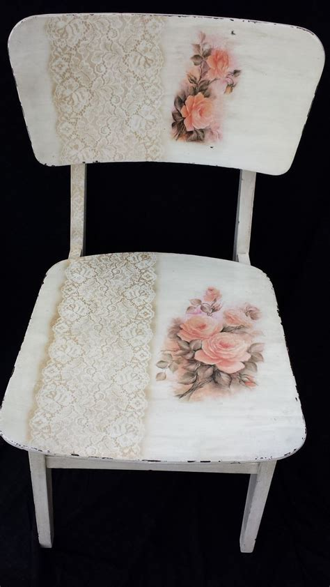 Decoupage A Chair - 25 best ideas about decoupage chair on