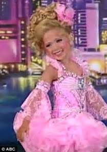 Toddlers And Tiaras Goes A Bit Far by It Was Not It Was Meant To Be Comical Toddlers