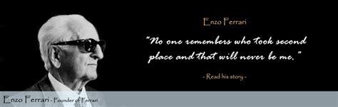 Ferruccio Lamborghini Quotes Enzo Quotes By Enzo