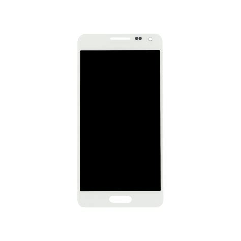 galaxy alpha dazzling white display assembly lcd and