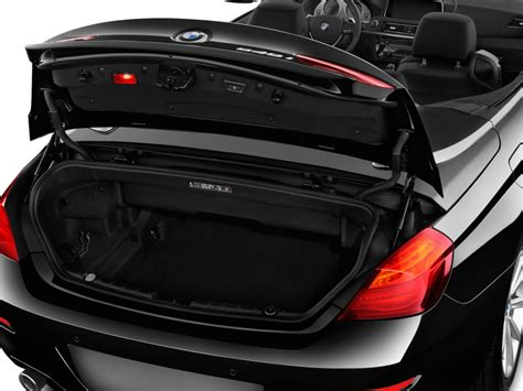 Bmw 2er Coupe Kofferraum by Image 2016 Bmw 6 Series 2 Door Convertible 640i Rwd Trunk