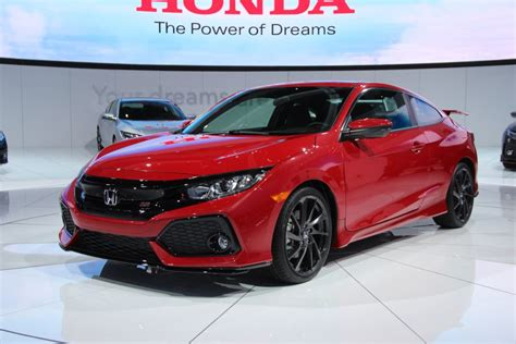 Honda Civic Si 2017 Price by 2017 Honda Civic Si Specs Changes Price Release Date Engine