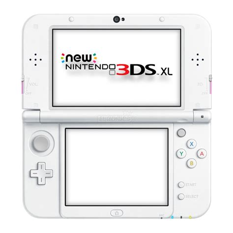 new 3ds console console nintendo new 3ds xl 045496504342