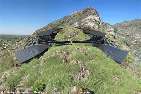 to the bat cave arizona architect comes up with