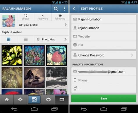 how to instagram on android how to use instagram on android