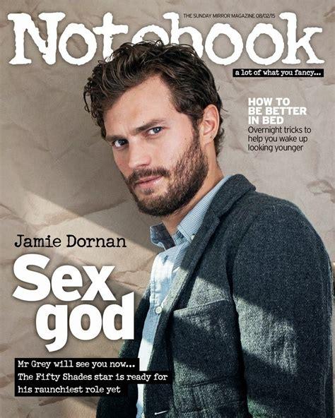 jamie dornan time magazine jamie dornan life jamie on the cover of notebook magazine