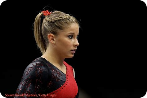 Gymnast Hairstyles by Gymnastics Hairstyles For Competitions Hairstyles For