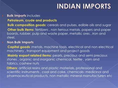 Export Management Notes For Mba by Export Management And Logistics Review Of India Foreign Trade