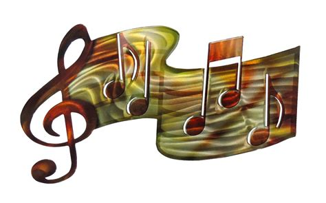 music wall decor 20 best collection of music metal wall art