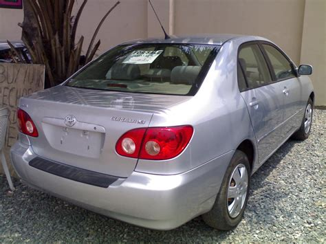 Toyota Corolla 2006 Price Tokunbo 2006 Toyota Corolla Le Price N1 7m Only Autos