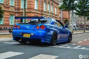 Nissan Skyline 07 Nissan Skyline R34 Gt R V Spec 9 July 2016 Autogespot