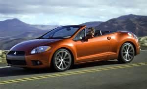 Used Mitsubishi Eclipse Convertible Car And Driver