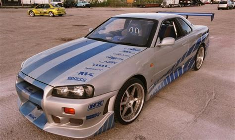 nissan gtr skyline fast and furious nissan skyline gtr r34 fast and furious 81 mobmasker