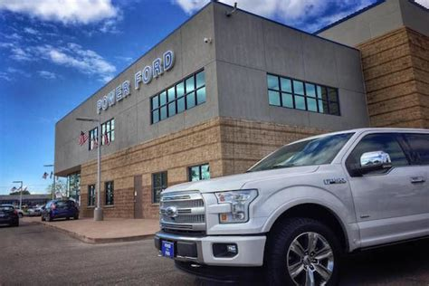 why buy from power ford albuquerque ford dealer