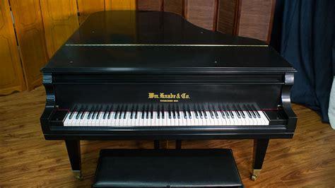 knabe model knabe grand piano living pianos used pianos for sale