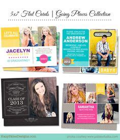 Senior Card Templates For Photographers by 1000 Images About Senior Marketing Templates Graduation