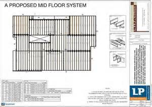floor joist layout plan plans and permits home interior