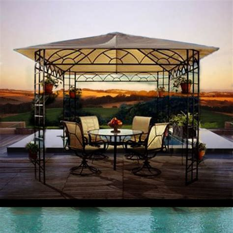 sun gazebo gazebo replacement canopy top cover replacement canopy