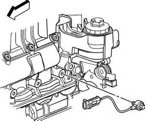 repair guides component locations knock sensor