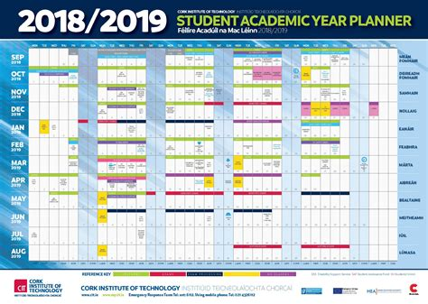 cit cork institute  technology semester   calendar