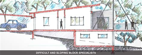 Difficult & Sloping Blocks   Breezeway HouseBreezeway House