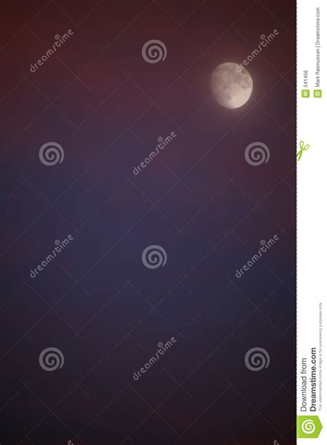 almost moon royalty free stock image image 541456