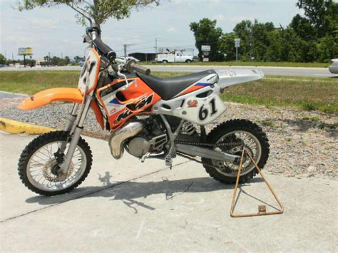 2002 Ktm 65 Sx Buy 2002 Ktm 65 Sx Dirt Bike On 2040motos