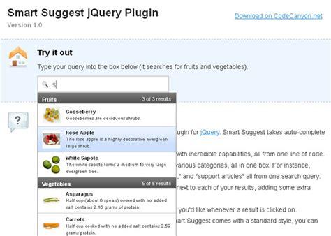 tutorial jquery autocomplete 8 jquery autocomplete plugins tutorials web graphic