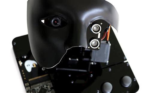 build   ai face recognising robot   arduino