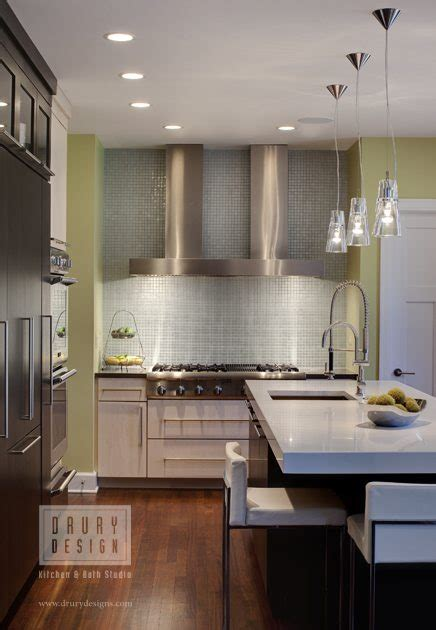 range ventilation cleans air and anchors kitchen