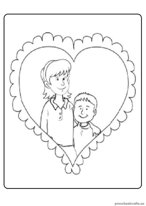 mothers day coloring pages for preschool mother s day coloring pages for preschoolers preschool