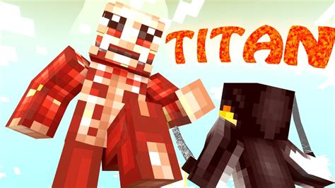 mod game attack on titan or hack titan bosses mod minecraft attack on titan mod showcase