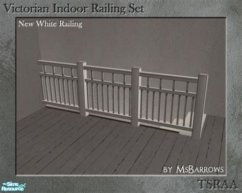 victorian banister rails msbarrows victorian indoor railing new white