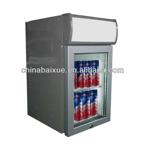 countertop portable beverage cooler diaplsy cooler mini