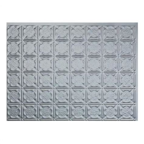 fasade traditional 6 18 quot x 24 quot pvc backsplash panel at menards 174 fasade 24 in x 18 in traditional 6 pvc decorative