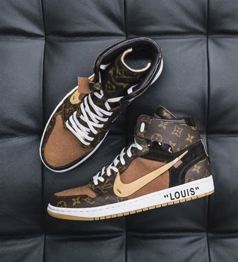 louis vuitton  virgil abloh inspired sneakers
