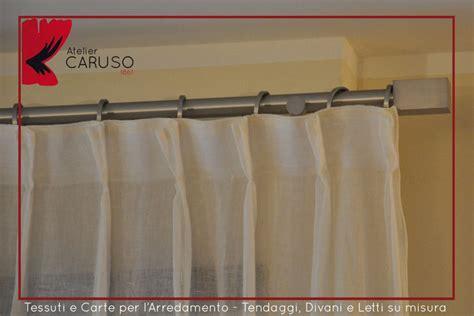 tende a bastone tende in lino atelier tessuti arredamento tende tendaggi