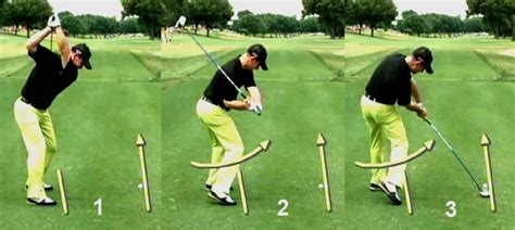 steep golf swing backswing