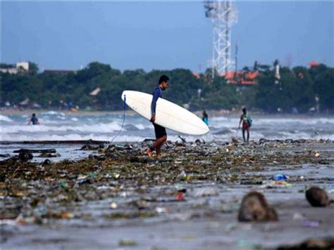 Acrylic Denpasar caign to ban plastic bags in bali taste for travel