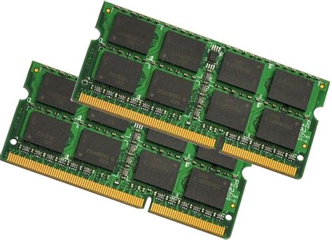 Harga Ram 8gb Ddr3 Laptop by 8gb Kit 2x 4gb Ddr3 1600mhz Pc3 12800 Sodimm Laptop Ram