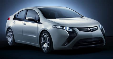 Opel Volt by Opel Era Popular In Ye Continent Likely To Meet