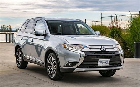 improvements for the 2017 mitsubishi outlander the car