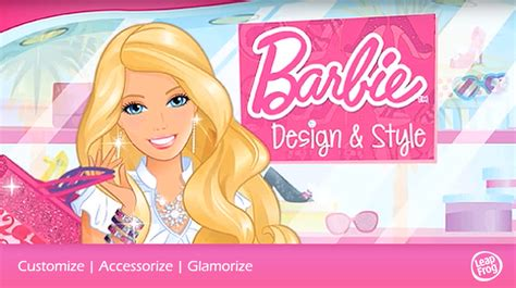 barbie design magazine game barbie design style game 1st playable productions