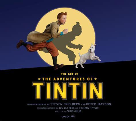 film cartoon tintin more tintin coming soon spielberg