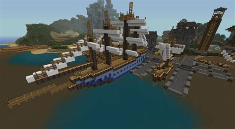 how to make a bigger boat in minecraft yet another boat screenshots show your creation