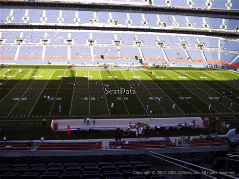 section 2 sports sports authority field section 310 rateyourseats com