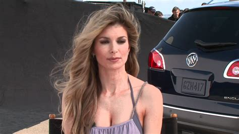 buick commercial actress gets in wrong car marisa miller in buick enclave commercial behind the