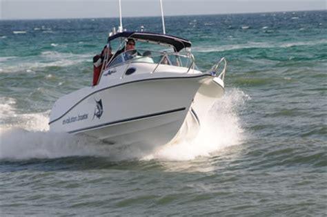 tekne nz evolution boats new award winning fibreglass offshore